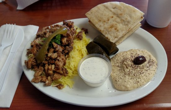 West Chester, OH: Tikka Grill Chicken Shawarma