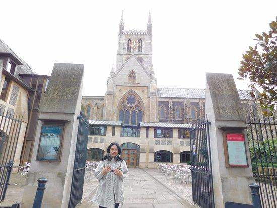 Southwark Cathedral : Bellisima Iglesia