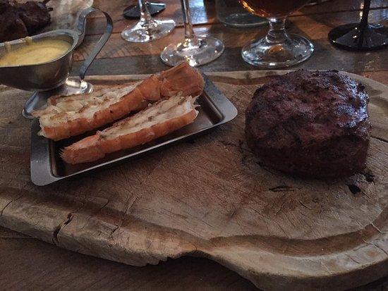 Outstanding Dinner in Reykjavik
