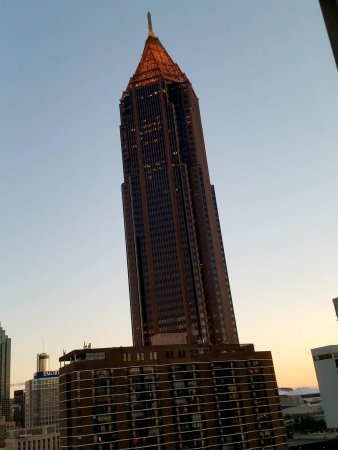 Hotel Indigo Atlanta: The view from 1206