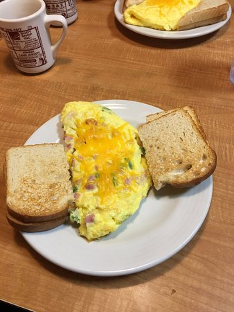 Byron Center, MI: Western Omlette