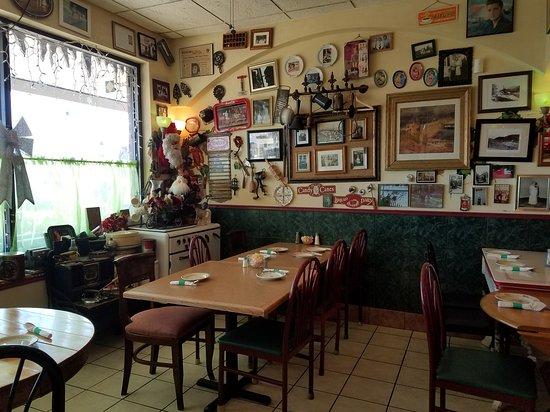 Mamie S Cafe Menu