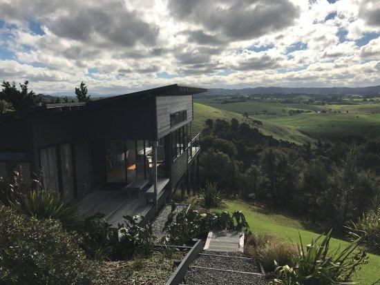 Ara Roa Accommodation - Whangarei Heads: View for days :)