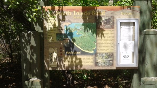 Anacoco, LA: South Toledo Bend State Park