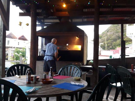 Swinging Doors: 20170409_180321_large.jpg & Swinging Doors Restaurant Windwardside Saba - Picture of Swinging ... Pezcame.Com