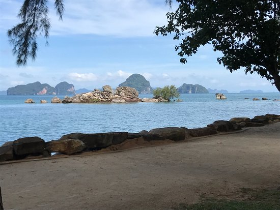Phulay Bay, A Ritz-Carlton Reserve: The views at Phulay Bay are amazing, both on property or by boat to nearby islands.