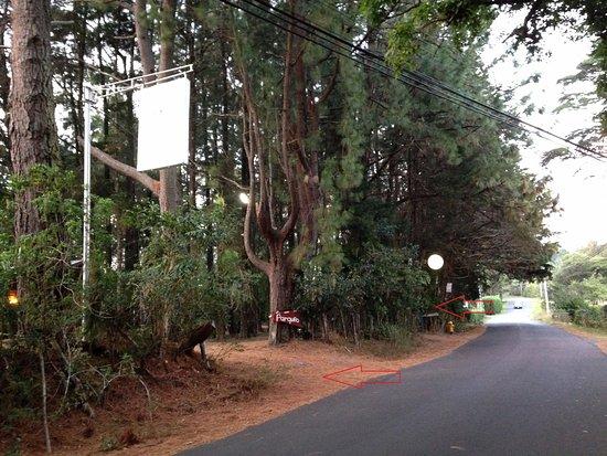 San Rafael, Kosta Rika: Dos parqueos