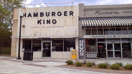 Hamburger King : Shawnee, OK