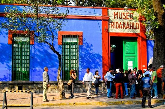Private Full-Day Museums of Mexico...