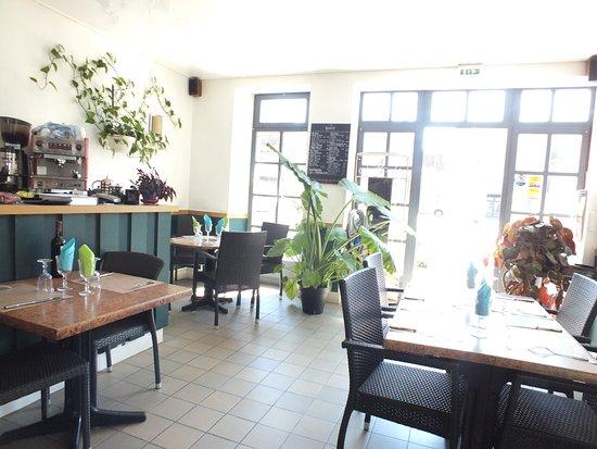 Bretenoux, Francia: salle