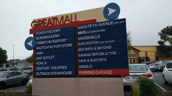 Milpitas, CA: Signage