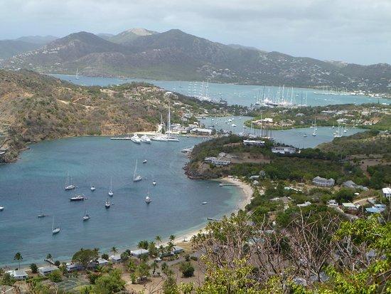 Antigua V.I.P. Tours : lovely view