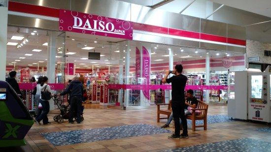 Milpitas, CA: The popular Daiso store