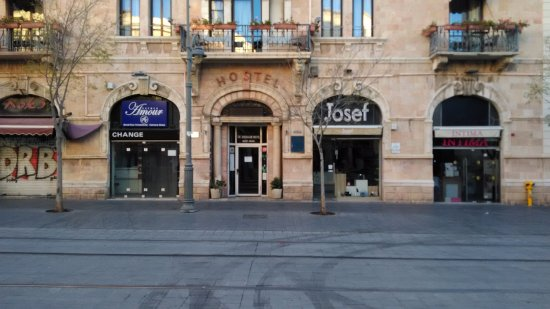 The Jerusalem Hostel Aufnahme
