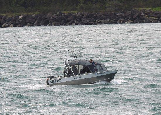 Garibaldi, Όρεγκον: boats