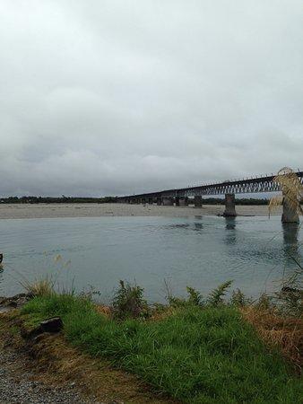 Haast River, NZ