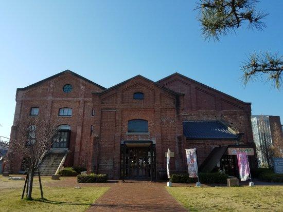 Sumoto, Japan: 赤レンガ‼