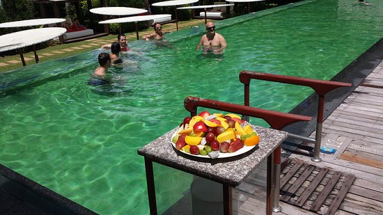 Passage fruits zen pool bravo sette picture of club med phuket