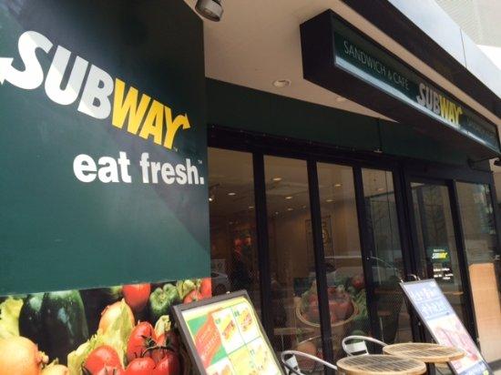 Subway : サブウェイ