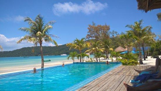 The one resort koh rong samloem kambodja omd men och prisj mf relse tripadvisor - Hotel mioni royal san piscine ...