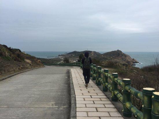 台灣馬祖: 神祕小海灣