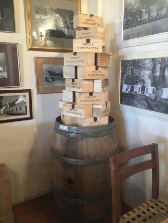 Jonkershuis Restaurant at Groot Constantia: photo0.jpg