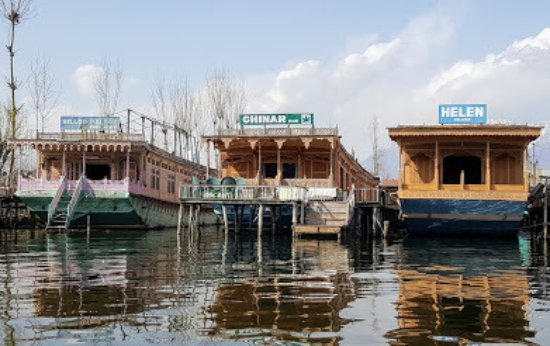 House Boat Hotels Dal Lake