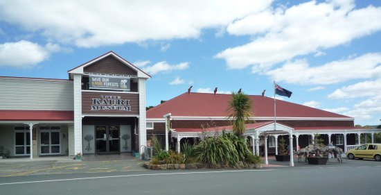 Matakohe, New Zealand: The Kauri Museum.
