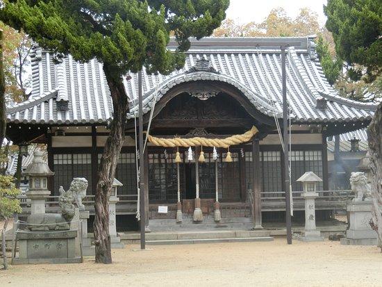 Hamanomiya Tenmangu Shrine