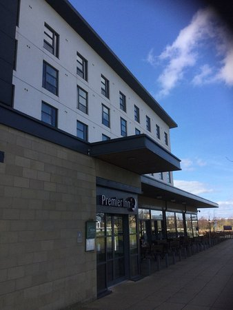 Premier Inn Edinburgh Park (The Gyle) Hotel: Excellent looking cation and high Premier standards and value