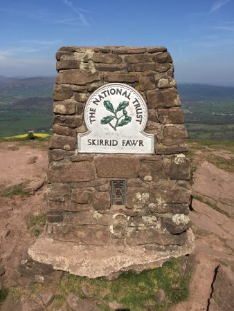 Abergavenny, UK: Skirrid Fawr