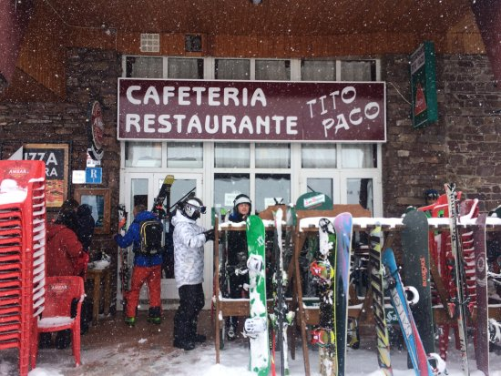 Astun, Spanien: La deventure