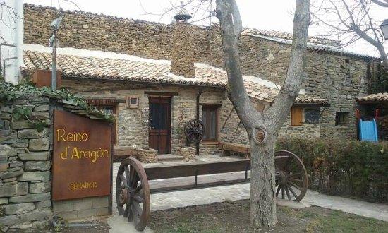 Javierregay, Espanha: bodega