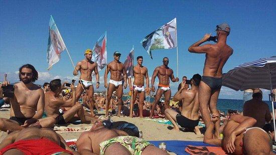 Barceloneta Beach III