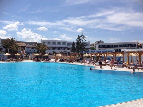 Hotel Mitsis Rinela Beach Resort And Spa Kokkini Hani
