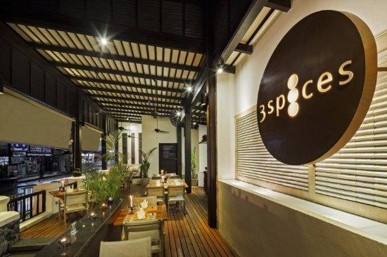 3 Spices Restaurant: Restaurant