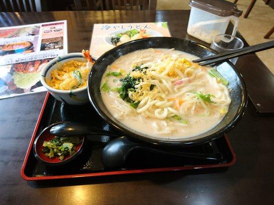 Naka, Japan: Udon