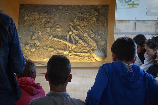 Musee de l'Homme de neandertal