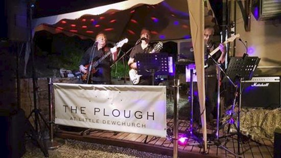 ‪‪The Plough Inn‬: July 28th Ales and Bales Beer Festival‬