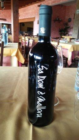 Burcei, Italy: Vino di Propria produzione