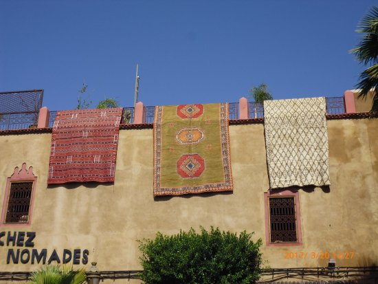 Riad Bamaga Hotel : On the way to Medersa Ben Youssef