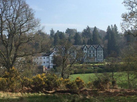 Landscape - Gregynog Hall Photo