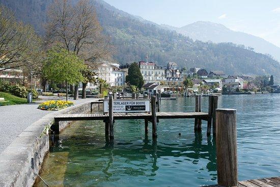 Uferpromenade Weggis