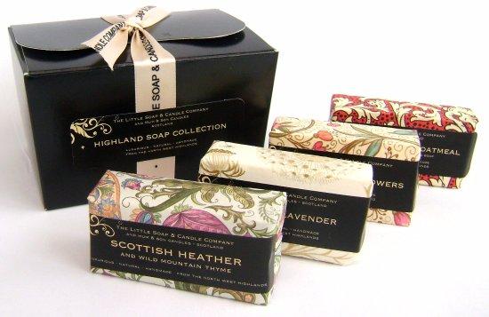 Drumbeg, UK: Highland Soap Gift Box