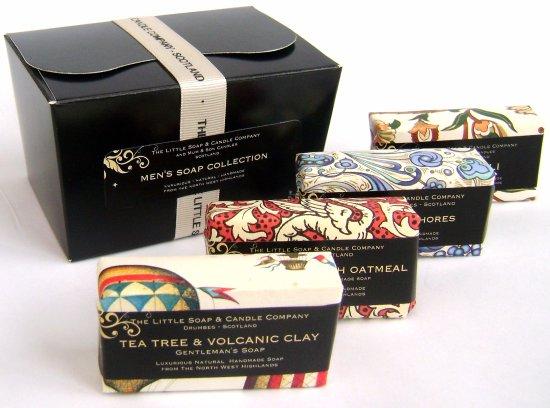 Drumbeg, UK: Men's Soap Gift Box