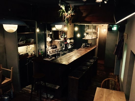 Shimokitazawa: 下北沢DUKE  SALOON