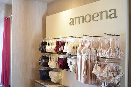 Le Pavillon Rose Boutique Amoena