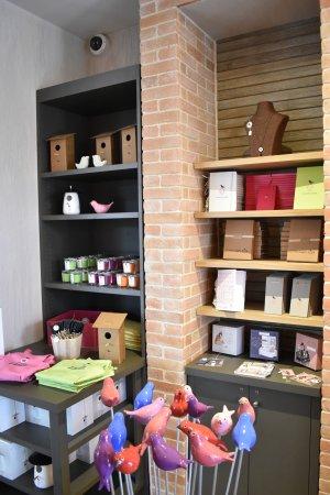 La Roche-Posay, Γαλλία: Boutique