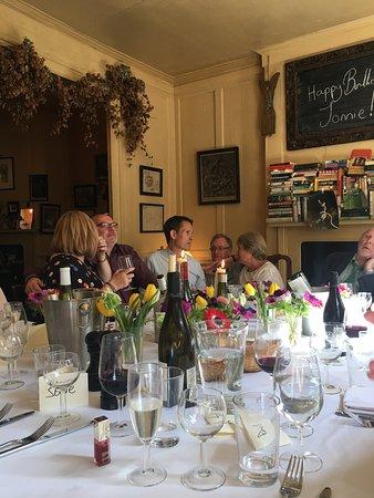 Andrew Edmunds Restaurant Reviews