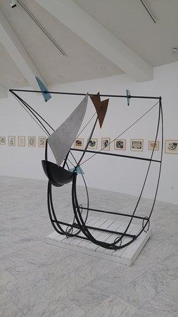 Reykjavik Art Museum Asmundarsafn: Sculpture: The Last Sea Voyage